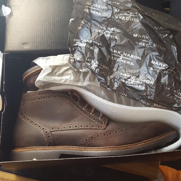 Mark Nason Skechers Batley Boots | Poshmark